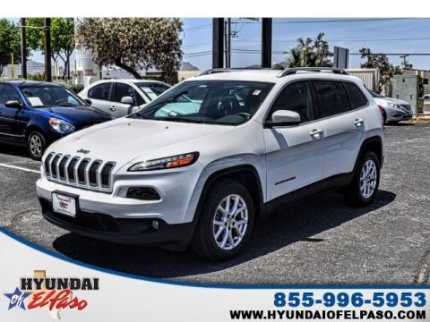 Pre-Owned 2018 Jeep Cherokee Latitude FWD 4D Sport Utility