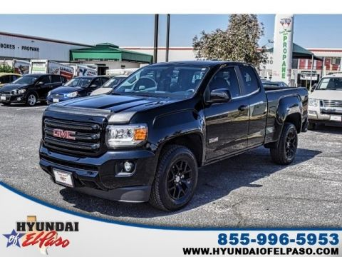 Pre-Owned 2020 GMC Canyon All Terrain 4WD Standard Bed
