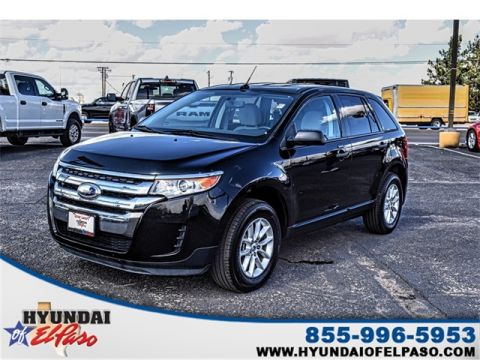 Pre-Owned 2013 Ford Edge SE FWD 4D Sport Utility