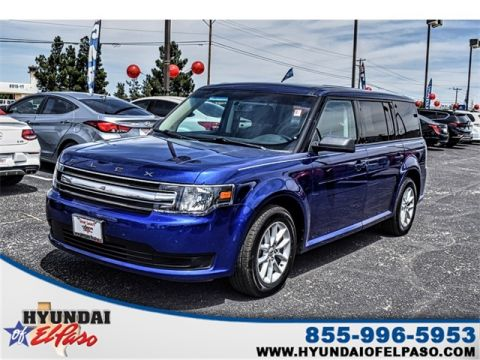 Pre-Owned 2014 Ford Flex SE FWD 4D Sport Utility