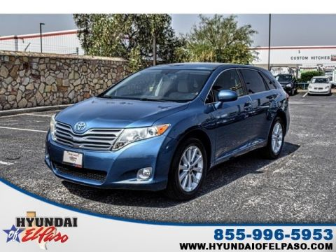 Pre-Owned 2009 Toyota Venza Base FWD 4D Sport Utility