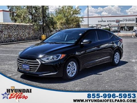 Certified Pre-Owned 2018 Hyundai Elantra SE FWD 4D Sedan