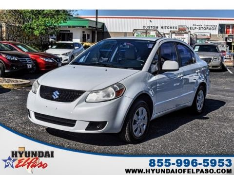 Pre-Owned 2012 Suzuki SX4 LE FWD 4D Sedan