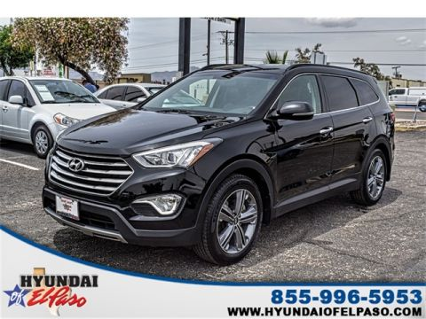 Pre-Owned 2016 Hyundai Santa Fe Limited FWD 4D Sport Utility