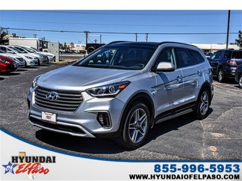 Pre-Owned 2017 Hyundai Santa Fe Limited Ultimate FWD 4D Sport Utility